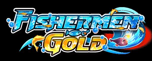 SA Gaming fisgermen gold logo