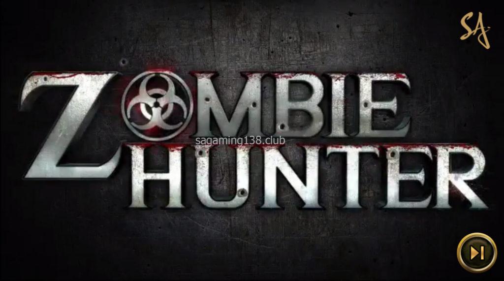 Zombie Hunter เกมสล็อตออนไลน์ 2 SA Gaming คาสิโนออนไลน์ที่ดีที่สุด